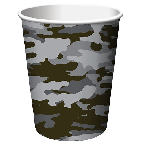 Army Hot/Cold Cup 9 oz (8ct)