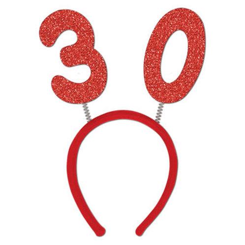 30th Birthday Head Bopper