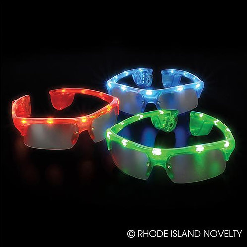 Led Flash Sport Glasses