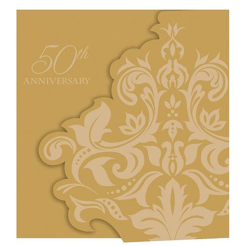 50th Anniversary Invitation 8 ct