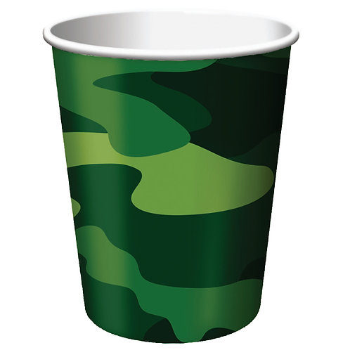 Army Hot/Cold Cup 9oz (8ct)