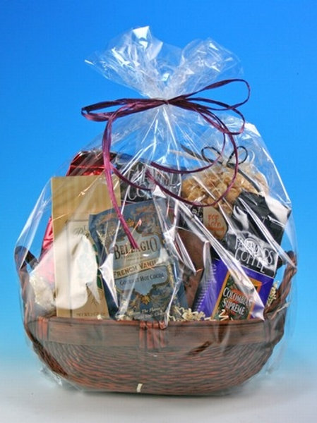 """Bag Basket 16X20"""" Clear"""