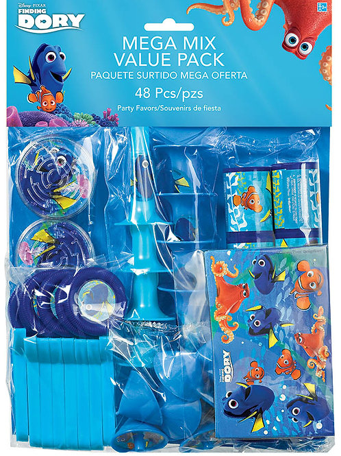 Finding Dory Mega Mix Value Pack (48Ct)