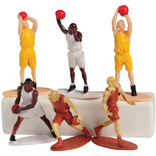 Figure Basketball 12Ct