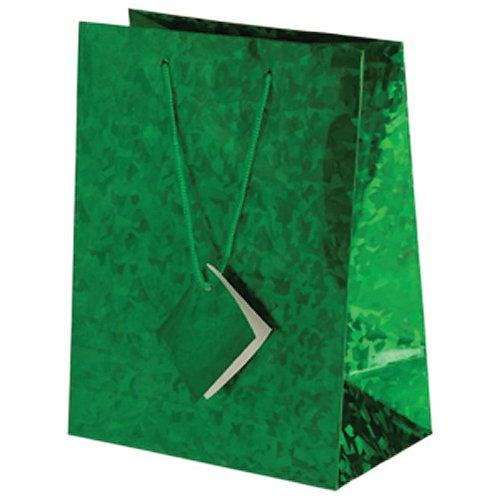 Bag Gift Medium Metallic Green