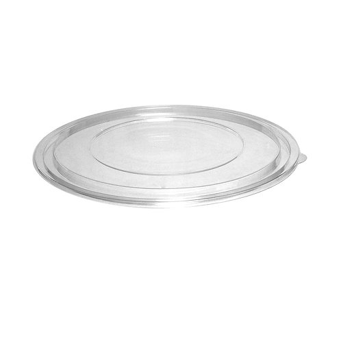 Lid For Bowl -  Clear Soft Plastic 160Oz