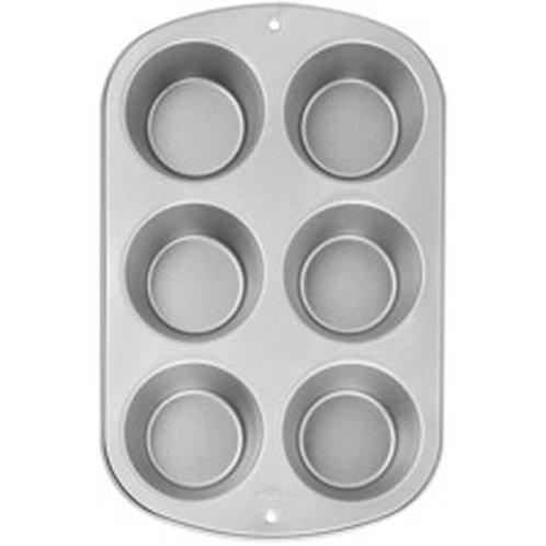 6 Cup Jumbo Muffin Pan
