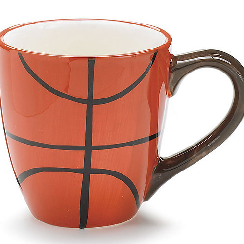 Mug Basketball Ceramic