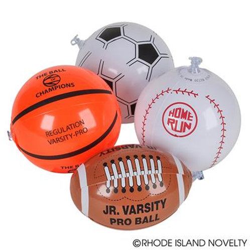 """Ball 7"""" Sport Inflateable"""