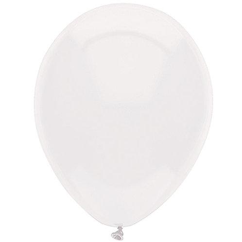 "Balloon Latex 11"" Clear 100C"