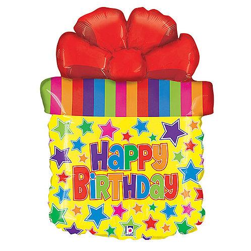 "Balloon 14"" Birthday Present"