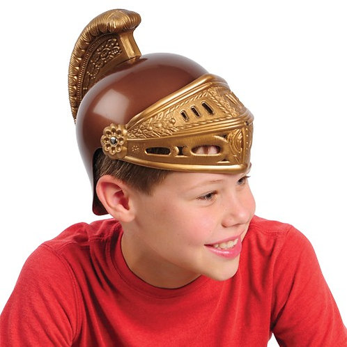 Helmet Roman Gold