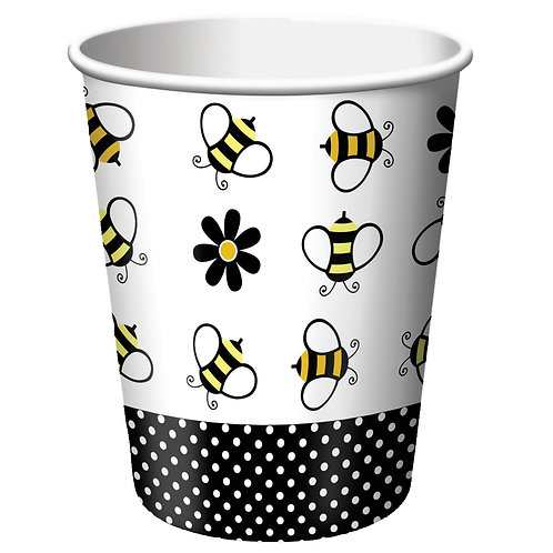 Buzz Party Hot/Cold Cup 9oz (8ct)