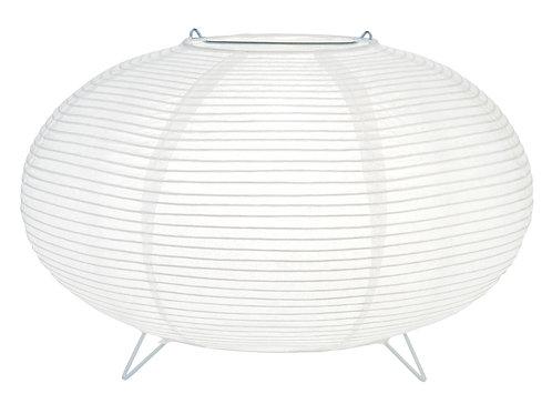 Lantern Centerpiece Saturn White