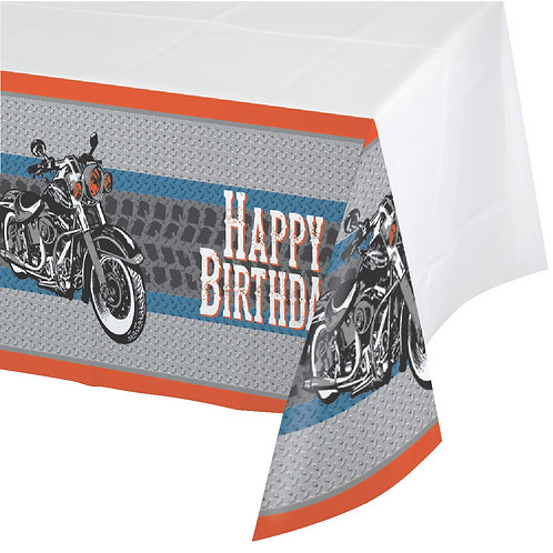 Cycle Shop Tablecover