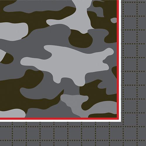 Army Beverage Napkin (16ct)