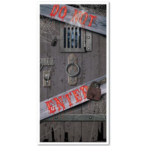 Spooky Door Cover