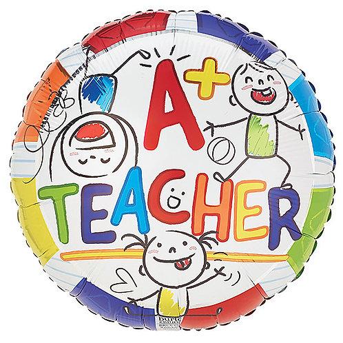 Balloon A+ Teacher