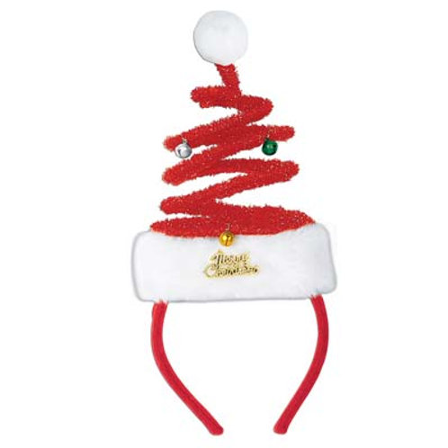 Christmas Headband Santa Bopper