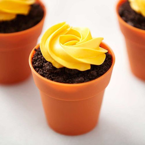 12Ct Silicone Flower Pot