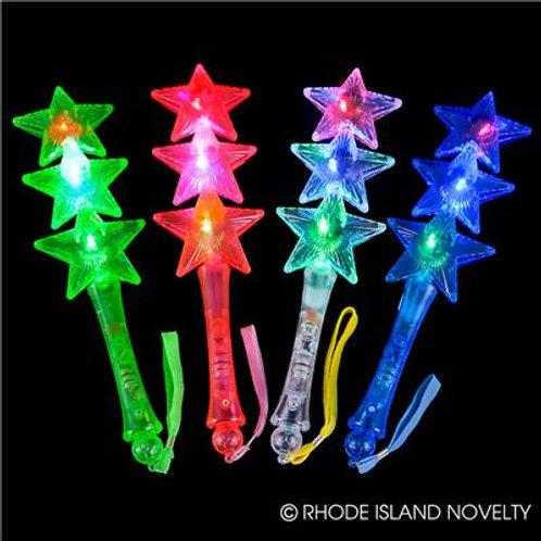 """13.75"""" Light-Up Star Wand"""