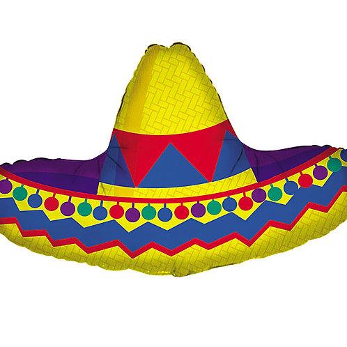 """34"""" Balloon Sombrero"""