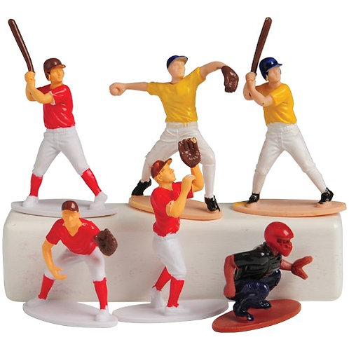 Figure Baseball 12Ct