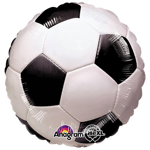 """Balloon Foil 18"""" Soccer Balloon"""