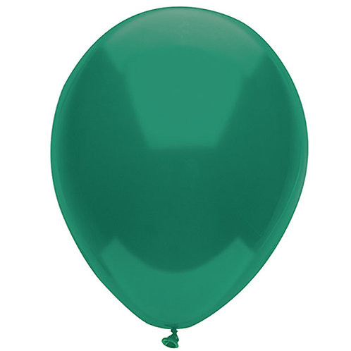 "Balloon Latex 11""Hunter Green 100C"