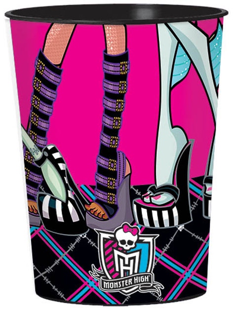 Monster High 16Oz Cup
