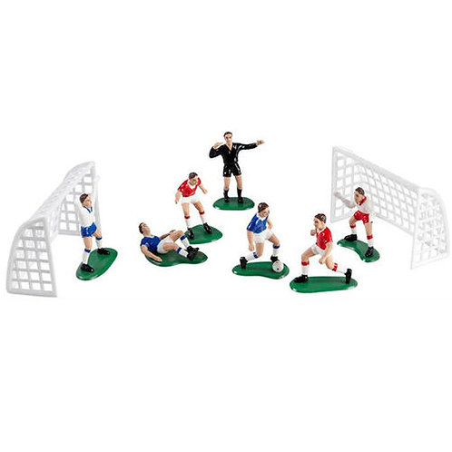 9 Pc Soccer Set