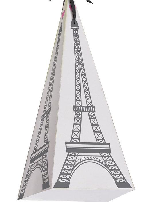 Party in Paris Treat Box 4ct