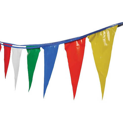 Pennant Multicolor 100Ft