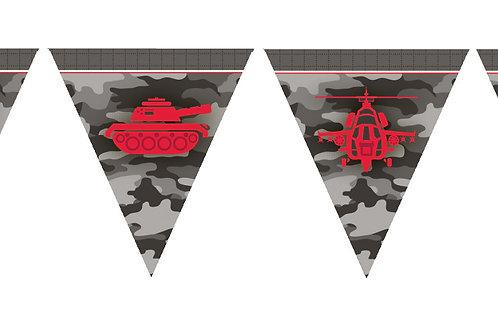 Army Flag Banner
