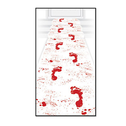 Runner Bloody Footprint