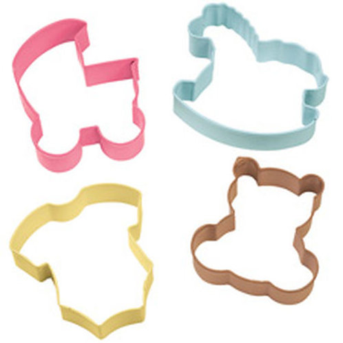 Baby 4Pc Colored Theme Set