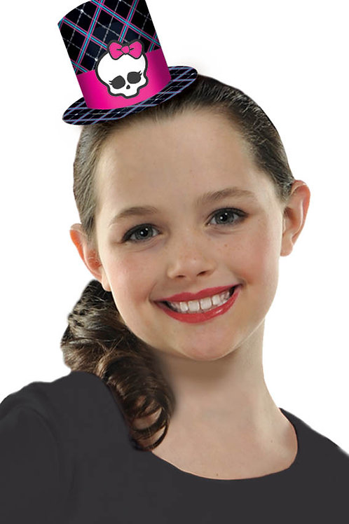 Monster High Paper Hat (8Ct)