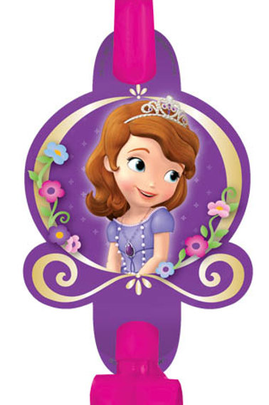 Sofia The First Blowout (8Ct)