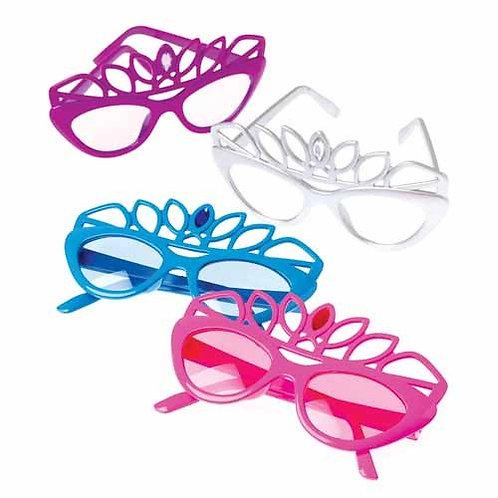 Sunglasses Princess Crown
