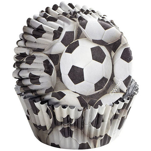 Bake Cup Soccer 36Ct