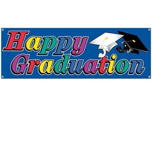 Jumbo Graduation Banner