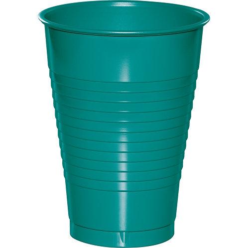 Tropical Teal Cup 12oz