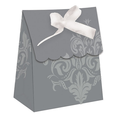 25th Anniversary Favor Bags 12ct