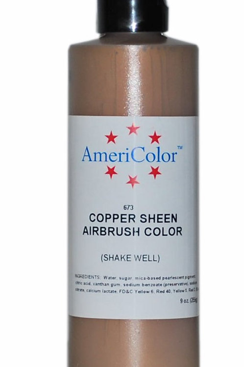 Copper Sheen 255 Grams