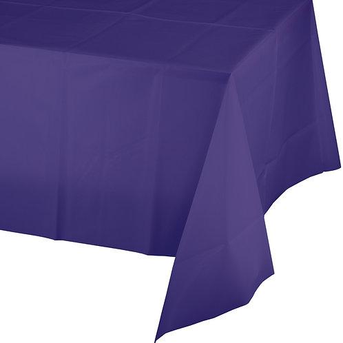 "Purple Tablecover Rectangular  54""X108"""