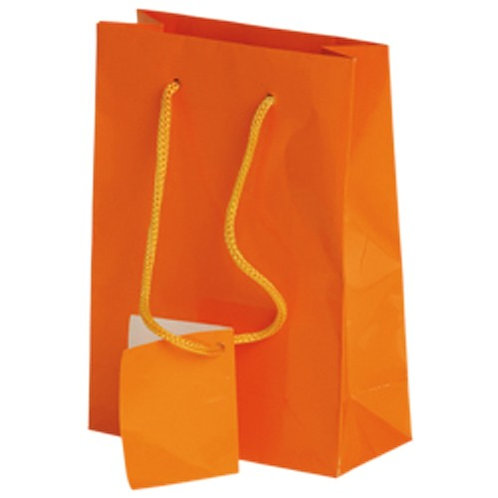 Bag Gift Sml Orange