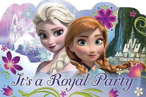 Frozen Invitation (8Ct)
