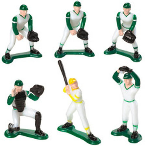 6 Pc Baseball Set