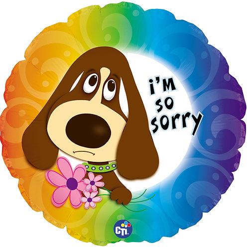 "Balloon 18"" I'm Sorry Puppy"