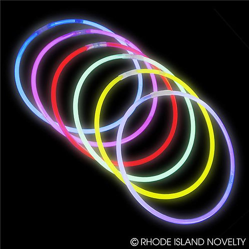 "Glow Necklaces 22"" 50Ct"